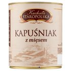 Kuchnia Staropolska Kapuśniak z mięsem 800 g (2)