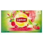 Lipton Herbata zielona malina i truskawka 56 g (40 torebek) (2)