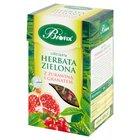 Bifix Herbata zielona liściasta z żurawiną i granatem 100 g (1)