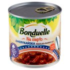 Bonduelle Na ciepło Amerykańska fasolka barbecue 430 g (1)