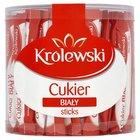 Cukier Królewski Cukier biały Sticks 100 x 5 g (2)