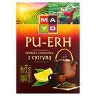 Mayo Pu-Erh Herbata czerwona z cytryną 100 g (2)