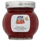 Stovit Dietetyczny dżem z truskawek słodzony fruktozą premium 240 g (2)