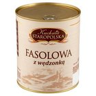 Kuchnia Staropolska Fasolowa z wędzonką 800 g (1)