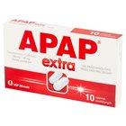 Apap Extra Lek przeciwbólowy przeciwgorączkowy 10 sztuk (1)