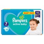 Pampers Active Baby Rozmiar 7, 52 pieluszki, 15 kg+ (2)