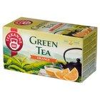 Teekanne Green Tea Orange Aromatyzowana herbata zielona 35 g (20 x 1,75 g) (1)