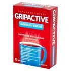 Gripactive Gardło i krtań Suplement diety 6 saszetek (1)