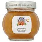 Stovit Dietetyczny dżem z moreli słodzony fruktozą premium 240 g (2)