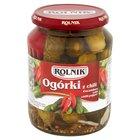Rolnik Ogórki z chili 650 g (1)