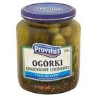 Provitus Ogórki konserwowe czosnkowe 640 g (1)